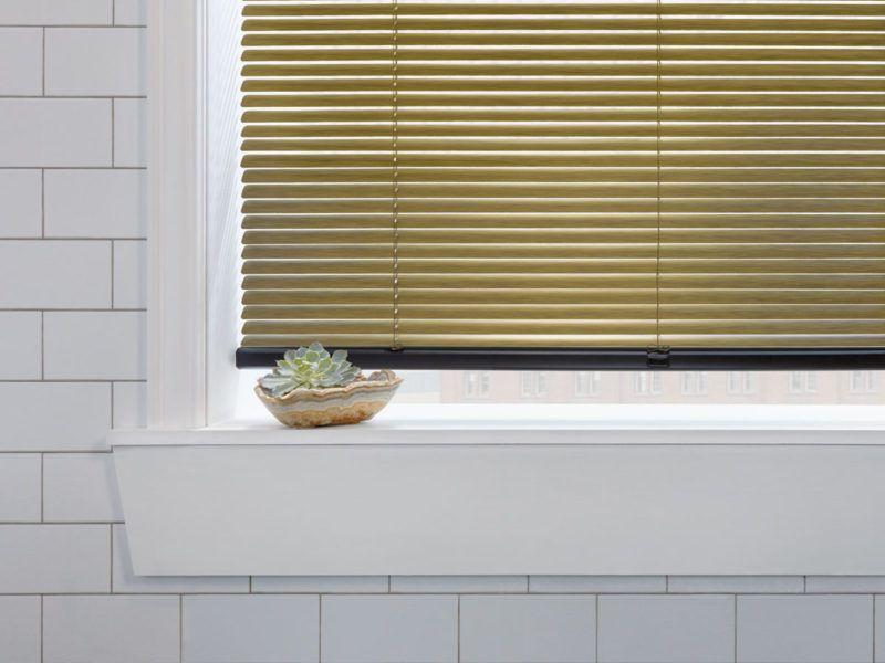 Hunter Douglas aluminum blinds